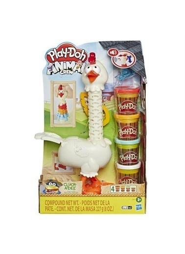 Beta Kids Play-Doh Çılgın Tavuk Renkli